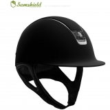 Samshield Crystal Fabric black kobak